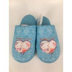 Hello Kitty Slipper 30cm B Rose With Dear Daniel