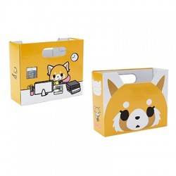 Aggretsuko Document Box: Mini