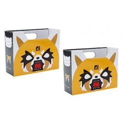 Aggretsuko Document Box: Mini Metal