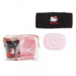 Hello Kitty Face Washing Set: