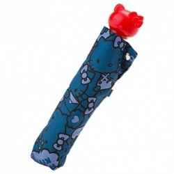 Hello Kitty Folding Umbrella: 50cm Navy