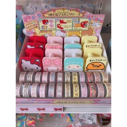 Assorted Characters Masking Tape Set