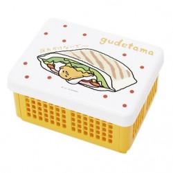 Gudetama Sandwich Case: