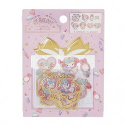 My Melody Stickers: Cosmetics