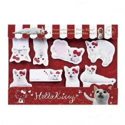 Hello Kitty Sticky Notes: Ang