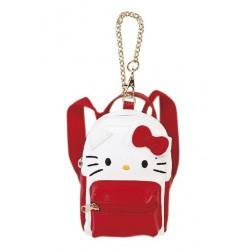 Hello Kitty Bag Charm: Mini Backpack
