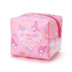 My Melody Laminated Pouch: Small Cube