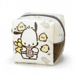 Pochacco Laminated Pouch: Small Cube