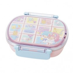Little Twin Stars Lunch Case: Small Dx Rainbow