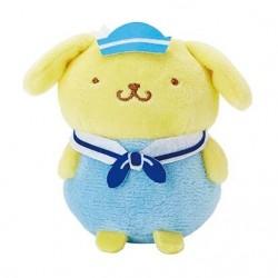 Pompompurin Petite Mascot: Marine