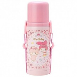 My Melody Stainless Bottle: Small Rose