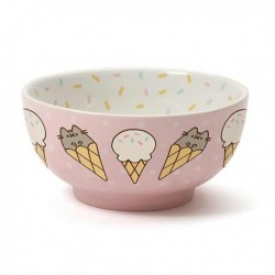Pusheen Snack Bowl Ice Cream