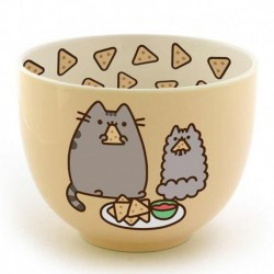 Pusheen Snack Bowl Medium: Chips