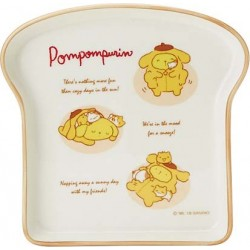 Pompompurin Plate: D-Cut Night
