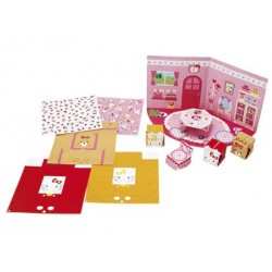 Hello Kitty Origami Set: Playing House