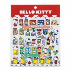 Hello Kitty Stickers: Asm