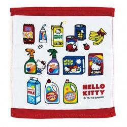 Hello Kitty Wash Towel: Asm