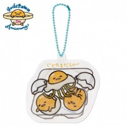Gudetama Key Chain: Pack Print