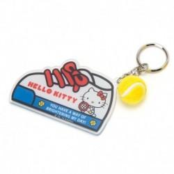 Hello Kitty Key Chain: Tennis