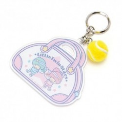 Little Twin Stars Key Chain: Tennis