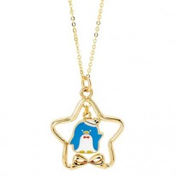 Tuxedosam Necklace: