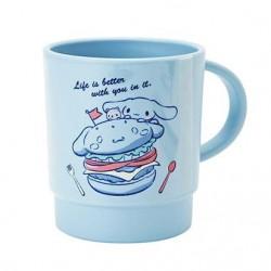 Cinnamoroll Plastic Cup:Blue Hd