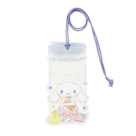 Cinnamoroll Waterproof Smartphone Case