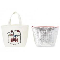 Hello Kitty Cooling Tote Bag: Sagara