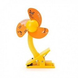 Gudetama Electric Fan with Clip: