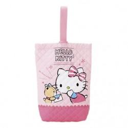 Hello Kitty Quiltd Shoes Bag: Talk