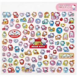 Hello Kitty 100Pcs Stickers: