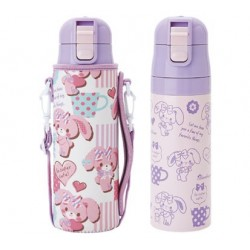 Bonbon Ribbon Stainless Bottle: with Cover