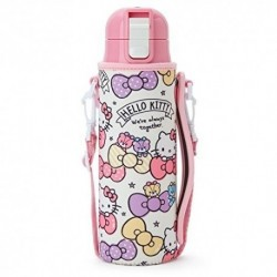 Hello Kitty Stainless Bottle: with Cover