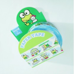 Keroppi Paper Tape:15Mm X 10M Weather