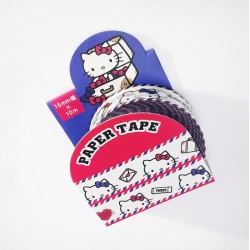 Hello Kitty Paper Tape:15Mm X 10M Face