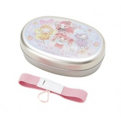 Rilu Rilu Fairilu Alumi Lunch Container: Flower