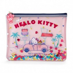 Hello Kitty Flat Pouch: Vacation