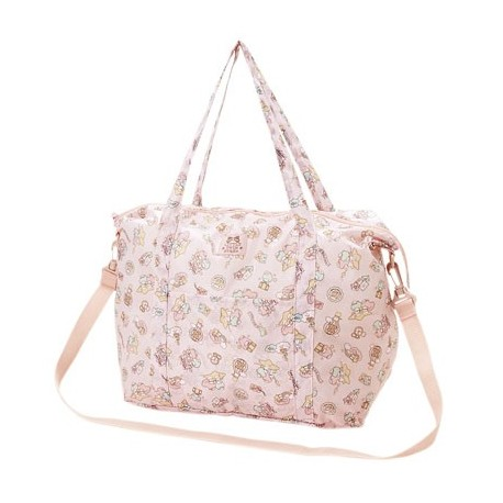 Little Twin Stars Foldable Tote Bag: Travel