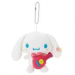 Cinnamoroll Key Chain with Mascot: Vacation