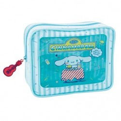 Cinnamoroll Vinyl Pouch: Vacation