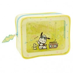 Pochacco Vinyl Pouch: Vacation