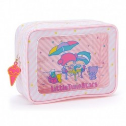 Little Twin Stars Vinyl Pouch: Vacation