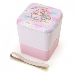 My Melody 2-Tier Lunch Case: Square