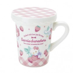 Assorted Characters Mug: Stawberry