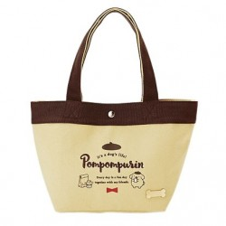 Pompompurin Canvas Mini Tote Bag: Bread