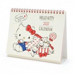 Hello Kitty Desk Calendar: 2020