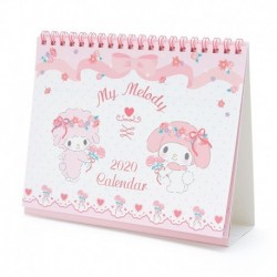 My Melody Desk Calendar: 2020