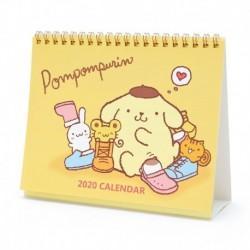 Pompompurin Desk Calendar: 2020