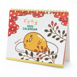 Gudetama Desk Calendar: 2020
