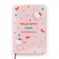 Hello Kitty Pocketable Datebook: 2020